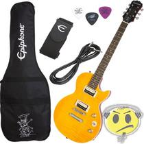 Guitarra Les Paul Epiphone Slash Afd Top Signature Kadu Som