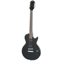 Guitarra Epiphone Les Paul Special Black Na Cheiro De Música