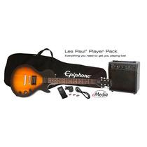 Guitarra Epiphone Kit Les Paul Special Vintage Sunburst