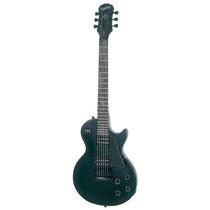 Guitarra Epiphone Les Paul Studio Gothic Satin Black - Loja