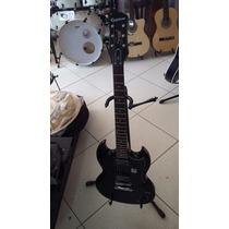 Guitarra Epiphone Sg Preta
