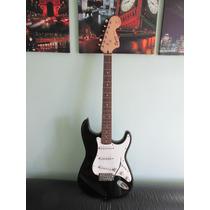 Guitarra Fender Squier Affinity Com Captadores Fender Usa