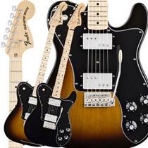 Fender Classic Player Telecaster Deluxe With Tremolo *nova*