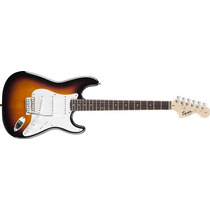 Guitarra Fender Squier Affinity Strat 532 Brown Sunburst