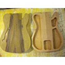 Corpo Telecaster Thinline Fender Luthier Hand Made Trocas