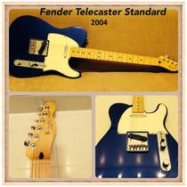 Fender Telecaster 2004 Com Seymour Duncan Hot Rails Na Ponte