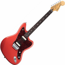 Guitarra Fender Jaguar Squier Vintage Modified Fiesta Red