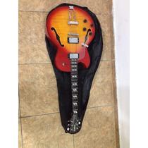 Guitarra Canhota Acustica Jazz