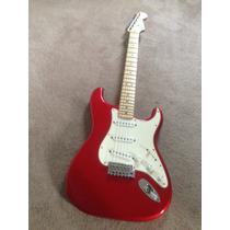 Abaixei Fender Stratocaster Mexicana 60 Anos
