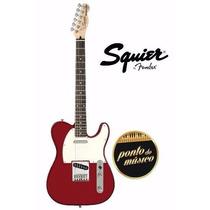 Guitarra Fender Squier Standard Telecaster Garantia+ Nf