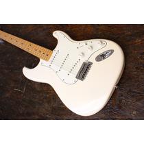Guitarra Fender Stratocaster 2015 Mexico 3 Meses De Uso