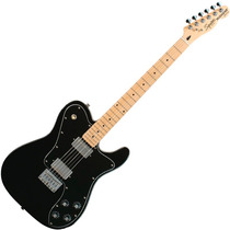 Guitarra Fender Tele Custom Squier Modified Telecaster Preta