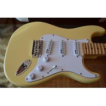 Guitarra Fender Escalopada Caps Dimarzio (((((top))))))