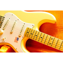 Fender Usa Artist Yngwie Malmsteen Stratocaster 2015
