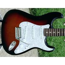 Fender Stratocaster Guitar American C/ Abs Hard Case 2012