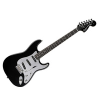 Guitarra Fender 032 1603 Squier Black Chrome Stratocaster
