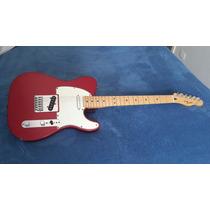 Guitarra Fender Standard Telecaster Candy Apple Red 2013