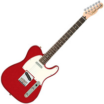 Guitarra Fender Telecaster Squier Standard Candy Apple Red