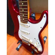 Fender American Standard Mystic Red C/ Case 1996 U.s.a