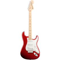 Guitarra Fender American Special Strato Apple Red - 013147