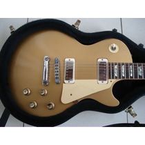Gibson Les Paul Deluxe - Goldtop - 1977 - Vintage