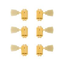 Tarraxa Gibson | Pearloid Vintage | 3+3 | Dourada