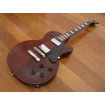 Gibson Les Paul Studio 2010 Worn Brown - Troca