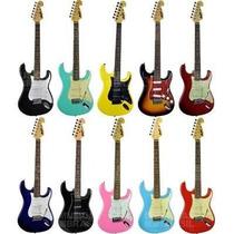 Guitarra Tagima Memphis Mg32 Varias Cores + Cabo + Alavanca