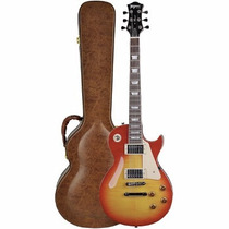 Guitarra Les Paul Tagima Tlp Legend C/ Hard Case + Cores