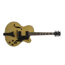 Guitarra Semi Acústica Groovin - Ghj 380wd Na