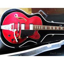 Guitarra Ibanez Afs75t Semi Acustica Bigsby Hollowbody