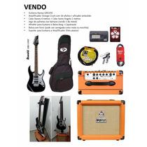Guitarra Ibanez Grg 150 + Amplificador Orange + Acessórios