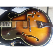 Ibanez Gb 200 George Benson Japan Top Rara-troco