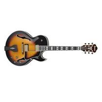 Guitarra Ibanez Semi Acústica George Benson Signature Com Ca