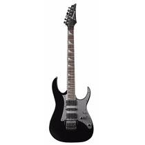 Guitarra Ibanez Rg 350ex Bk Preta Esc Crom Loja Shopmusic