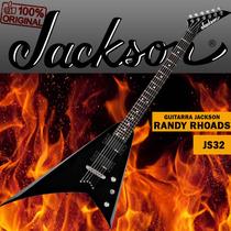 Guitarra Jackson Randy Rhoads - Flying V - Original! Trocas!