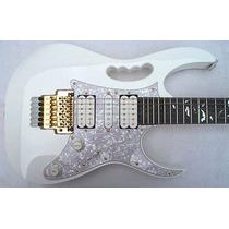 Guitarra Ibanez Jem 7 V White Gold Nova A Pronta Entrega