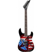 Guitarra Jackson Soloist Scott Ian Anarcky Custom Graphic