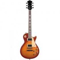 Guitarra Memphis Mlp-100 Vh Les Paul Caramelo - Refinado