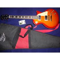 Guitarra Memphis Mlp-100 Sunburst Csb