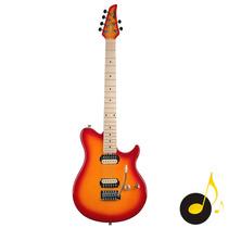 Guitarra Memphis Mgm 100 Cherry Sunburst - 016332