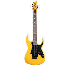 Guitarra Tagima Mg-330 Amarelo Neon Floyd Rose - Memphis