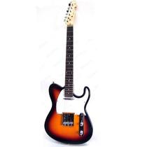 Guitarra Memphis Mg52 Tele Tagima Sunburst Cheiro De Musica