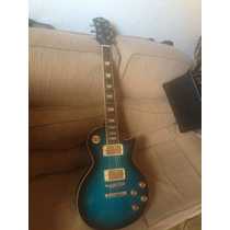 Guitarra Tagima Memphis Les Paul Mlp 100 Captadores Epiphone