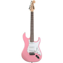 Guitarra Strato Memphis Mg22 Pink Rosa Tagima