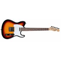 Guitarra Memphis Tele Mg 52 Sunburst