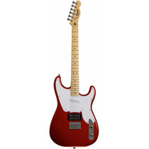 Squier 51 Mn Candy Apple Red . Guitarra . Loja . Nf + Gtia !
