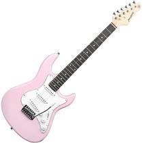 Guitarra Stratocaster Strinberg Egs216 Ponte Tremolo Rosa