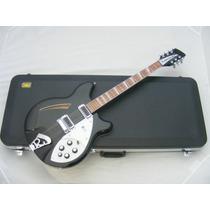Rickenbacker 360/12 Nova 2012! Case + Tags Originais!