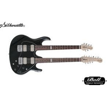 Music Man Silhouette Double Neck C/case + Certificados